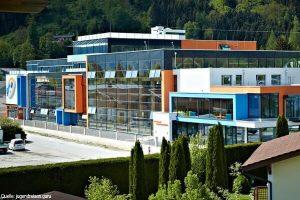Das moderne Jugenhotel Club Kitzsteinhorn