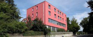 Die moderne Jugendherberge Sigmaringen