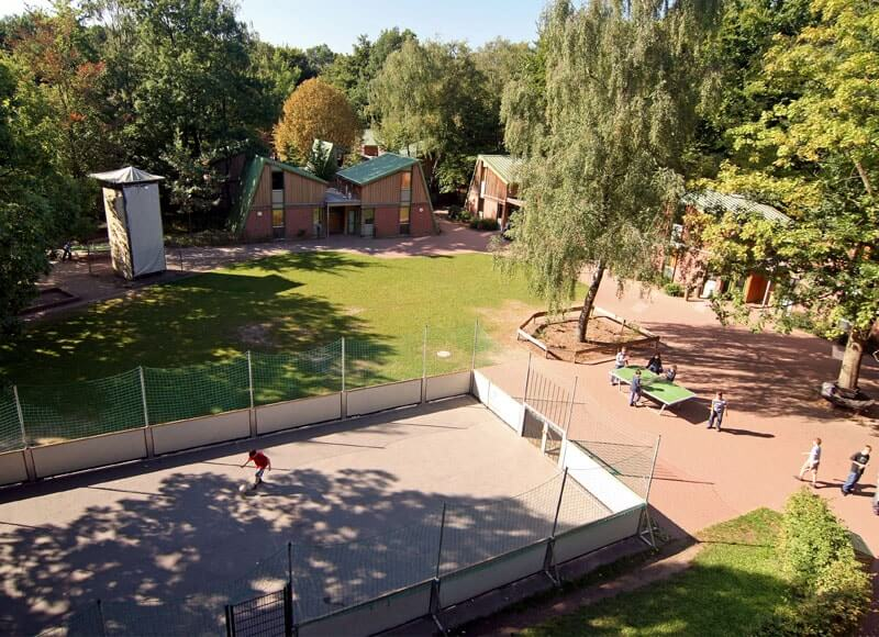 Das moderne Sport- und Erlebnisdorf Hinsbeck