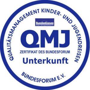 QMJ Sicher Gut! Logo