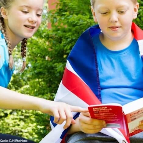 Englischcamp: Kinder lernen mit Englisch Wörterbuch