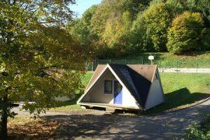 Ein Haus in der Ferienlager in Brohltal