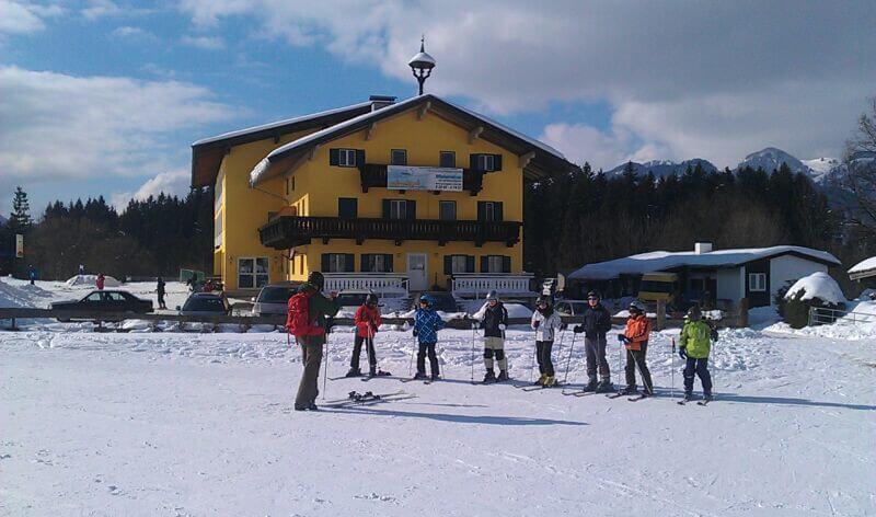sportgästehaus unterberg in kössen - youngstar travel